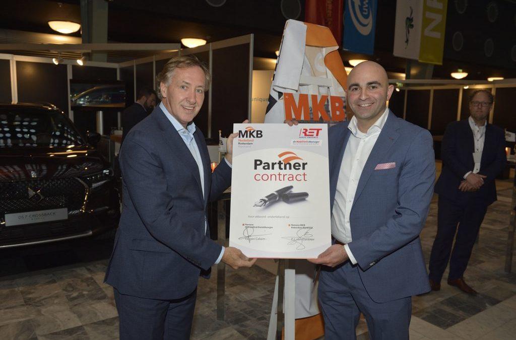 RET hoofdpartner MKB Rotterdam Rijnmond