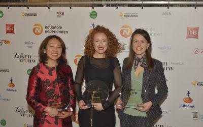 Rotterdamse zakenvrouw(en) awards 2019