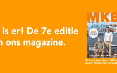 Het MKB Magazine van september 2019 is gelanceerd!