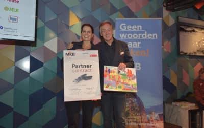 Daniel den Hoed Fonds Hoofdpartner MKB Rotterdam Rijnmond