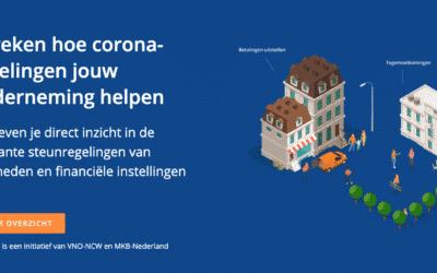 Nieuwe coronacalculator berekent hoe ondernemer door crisis komt