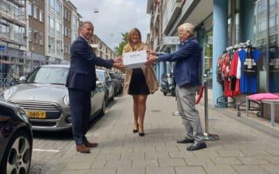 MKB Rotterdam Rijnmond & Stichting Ondernemersbelangen Rotterdam slaan handen ineen voor Covid-19