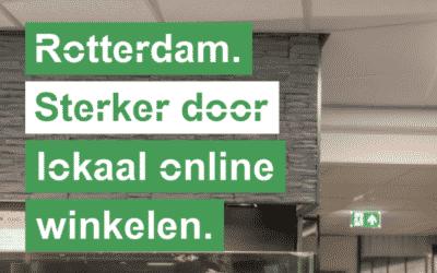 Rotterdam start campagne voor lokaal en online winkelen