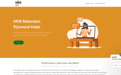 MKB Rotterdam Rijnmond Helpt!
