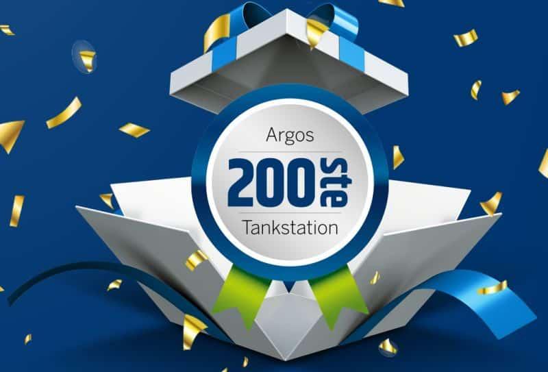 Argos viert groot feest!