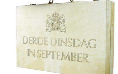 Prinsjesdagwebinar dinsdag 21 september
