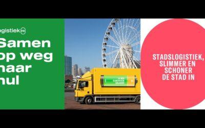 Ondernemers die met een bestel- of vrachtauto in Rotterdam komen, opgelet!