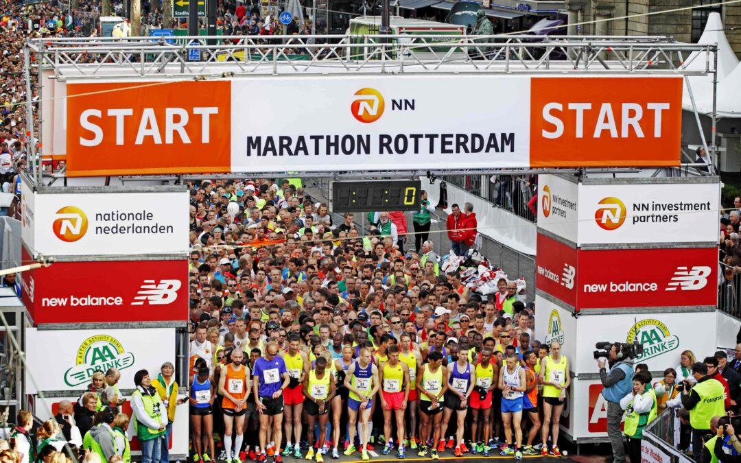 Loop jij mee met de 40ste NN Marathon Rotterdam?
