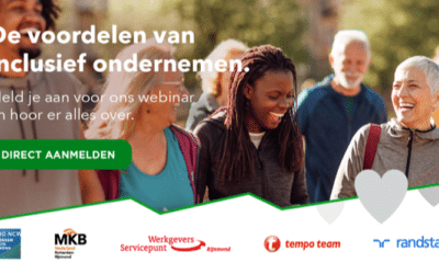 Webinar inclusief ondernemen